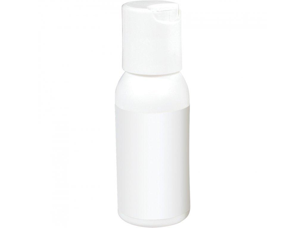 Bullet Promotional Products HL-348 1oz White Bottle Gel
