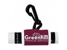 SPF15 Lip Balm with Neoprene Sleeve