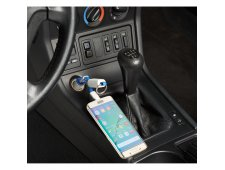 Vessel Car Charger with Micro Cable