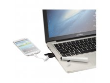 2-in-1 Stylus with Micro USB Cable