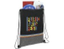 Rainbow RPET Drawstring Bag
